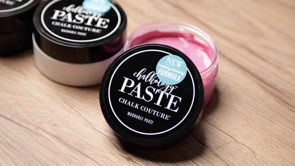 Creamy Dreamy Paste Lid
