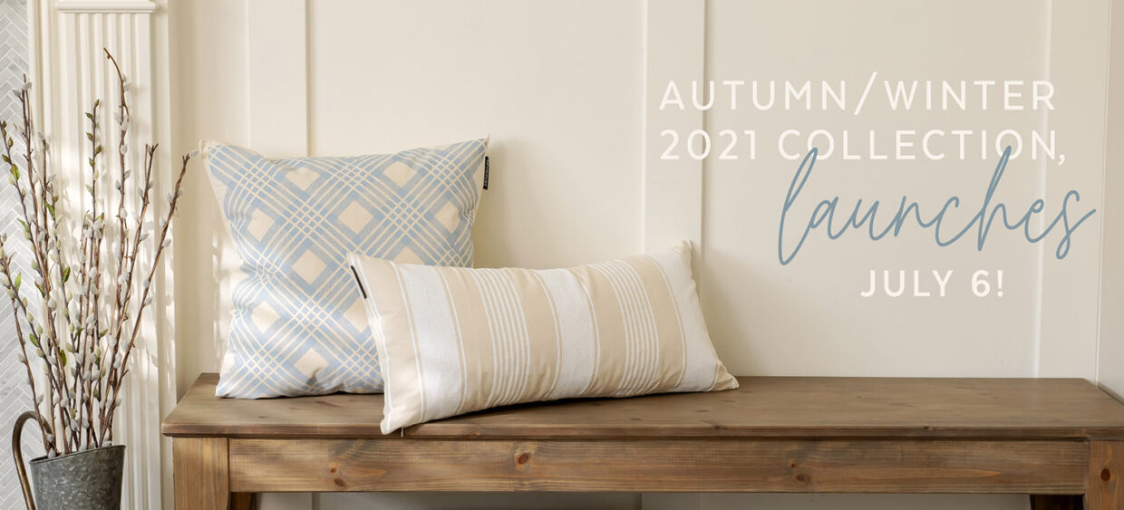 Autumn Winter Collection 2021 Banner